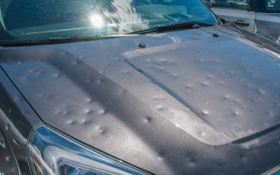 Does Paintless Dent Repair Work On Hail Damage?