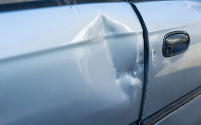 3 Tips to Prevent Car Door Damage in Parking Lots