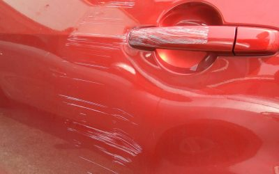 Car Scratches: Different Types and How to Fix Them